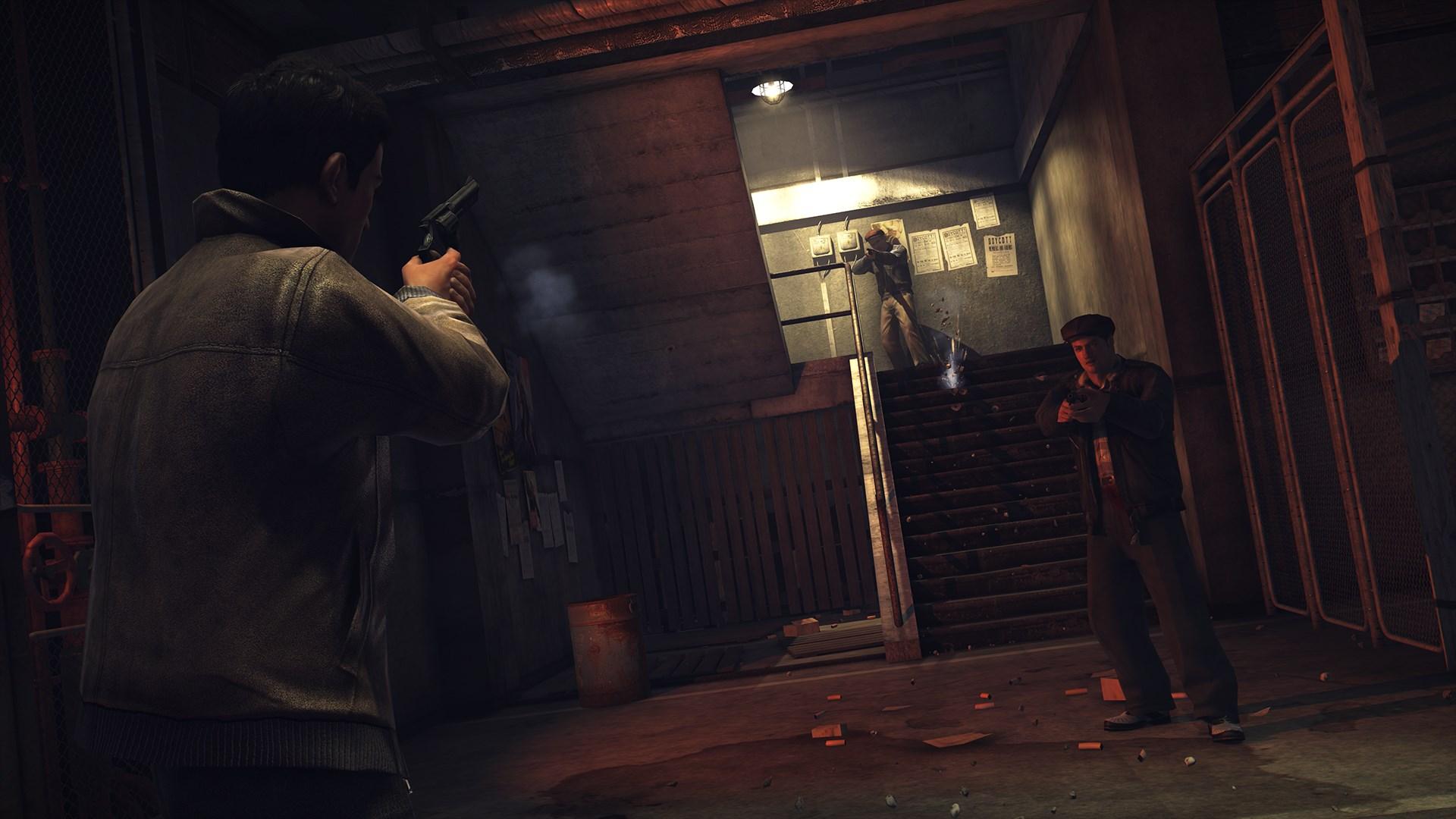 Скриншот №9 к Mafia II Definitive Edition