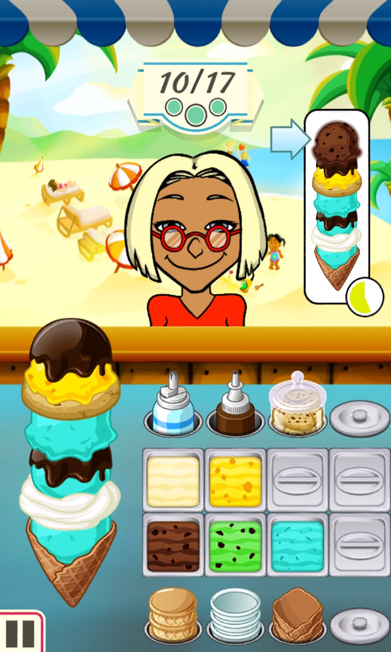Ice Cream ✔