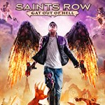 Saints Row: Gat out of Hell Logo