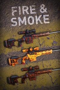 Fire & Smoke Skin Pack