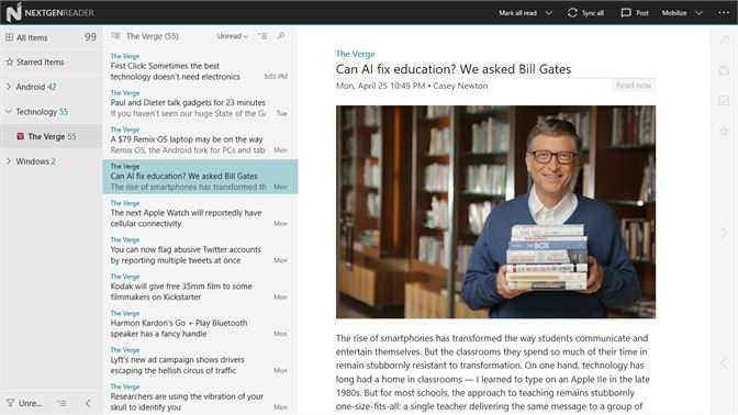 Buy Nextgen Reader - Microsoft Store