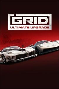 Carátula del juego GRID Ultimate Edition Upgrade
