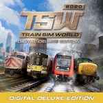 Train Sim World® 2020 Deluxe Edition Logo