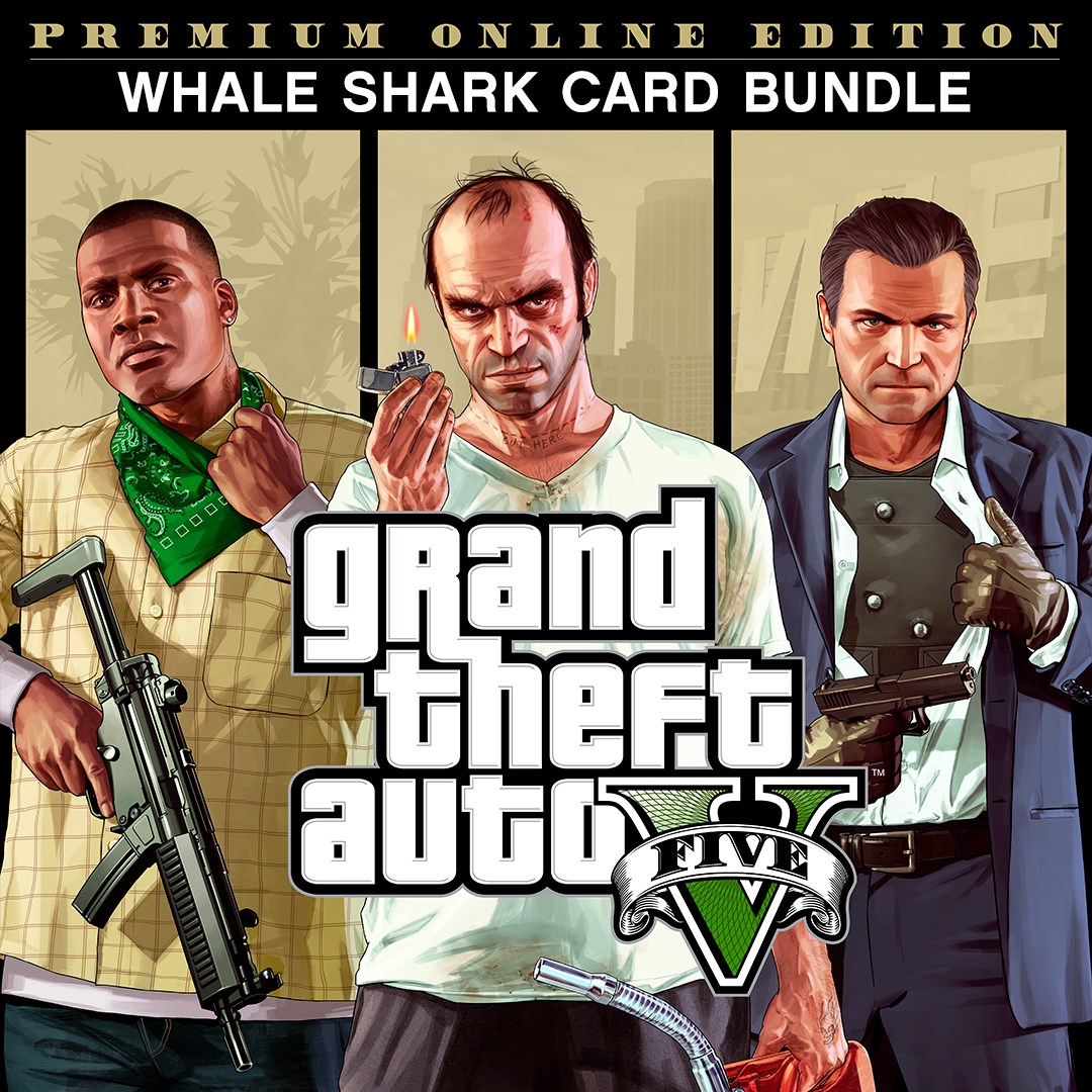 Grand Theft Auto V on Xbox One | Xbox