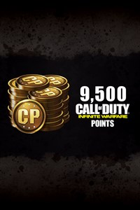 9,500 Call of Duty®: Infinite Warfare Points