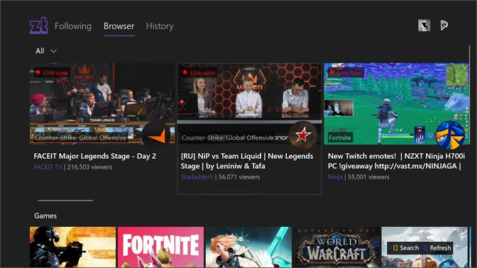 Get zTwitch - Best Twitch Experience - Microsoft Store en-GB