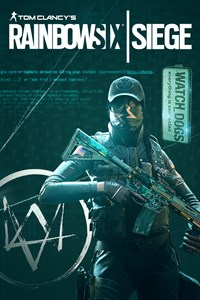 "Tom Clancy's Rainbow Six Siege: Комплект Ash ""Watch_Dogs"""