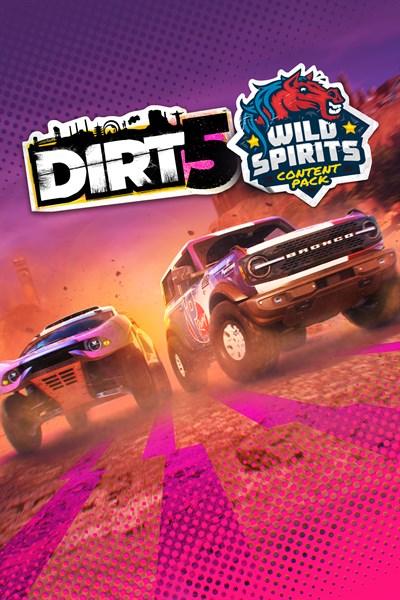 DIRT 5 - Wild Spirits Content Pack