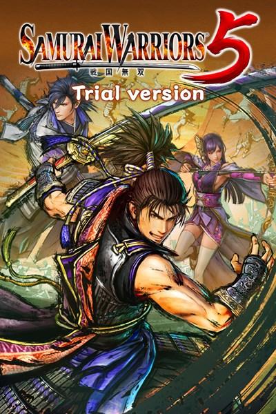 SAMURAI WARRIORS 5 Trial version