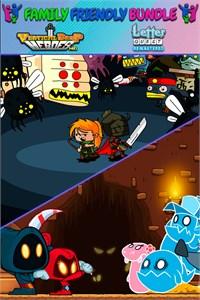 Carátula para el juego Digerati Family Friendly Bundle de Xbox One
