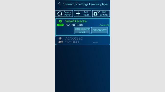 Get Karaoke Connect - Microsoft Store en-CA