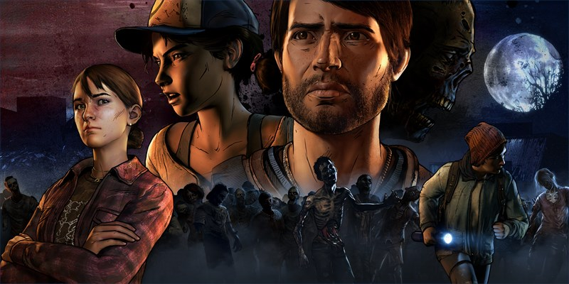 Get The Walking Dead: A New Frontier - Microsoft Store