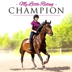 My Little Riding Champion Logo