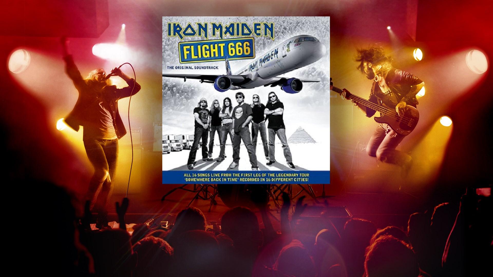 """Fear of the Dark (Live)"" - Iron Maiden"