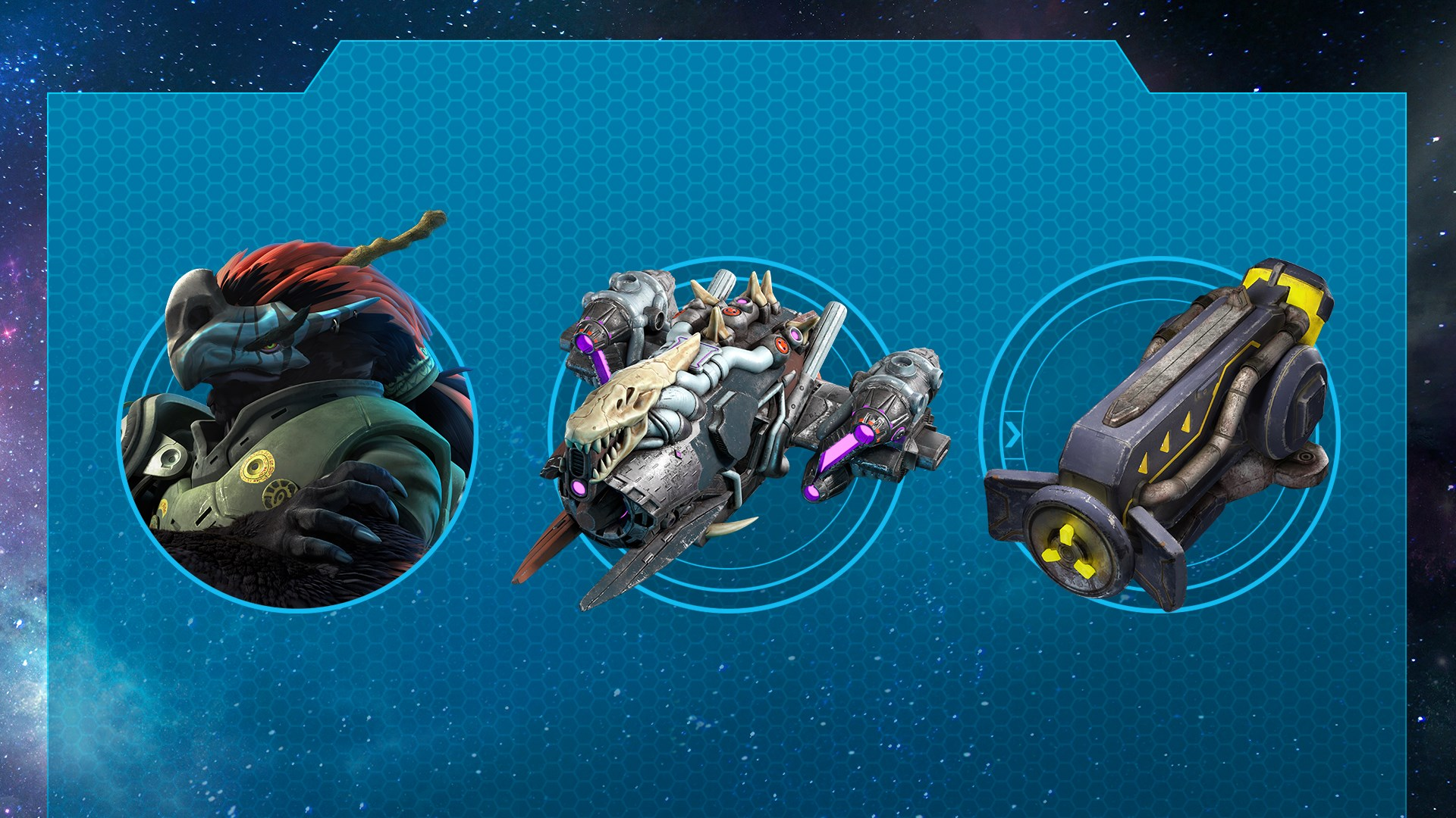 Starlink: Battle for Atlas™- Skullscream Starship Pack