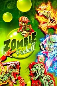 Carátula para el juego Zombie Pinball de Xbox 360