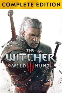 Carátula para el juego The Witcher 3: Wild Hunt – Game of the Year Edition de Xbox 360