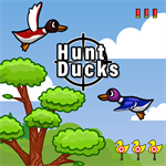 Hunt Ducks Logo