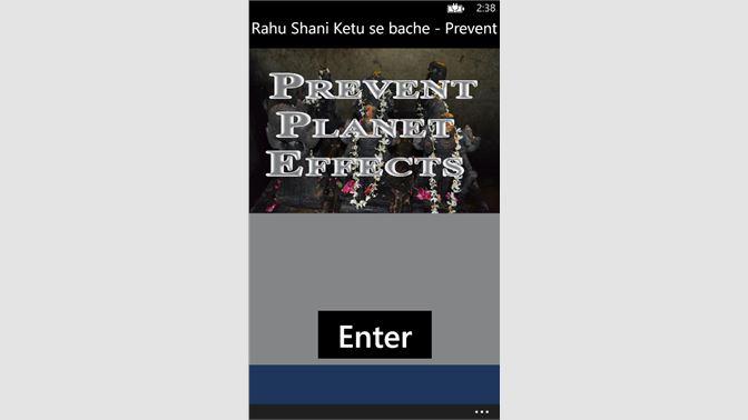 Get Rahu Shani Ketu se bache - Prevent Planet Effects - Microsoft Store