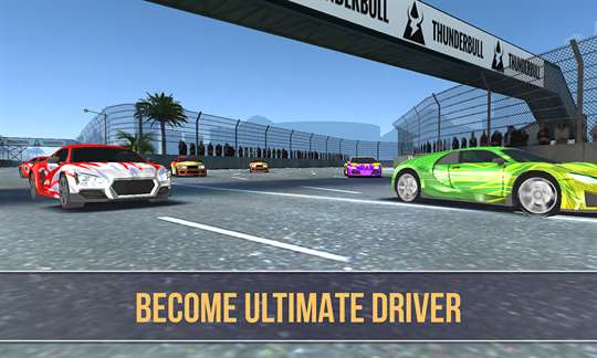 Speed Cars: Real Racer Need For Asphalt Racing 3D screenshot 4