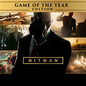 HITMAN™ - Game of the Year Edition Xbox One