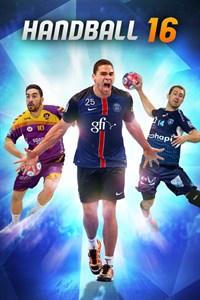 Carátula del juego Handball 16