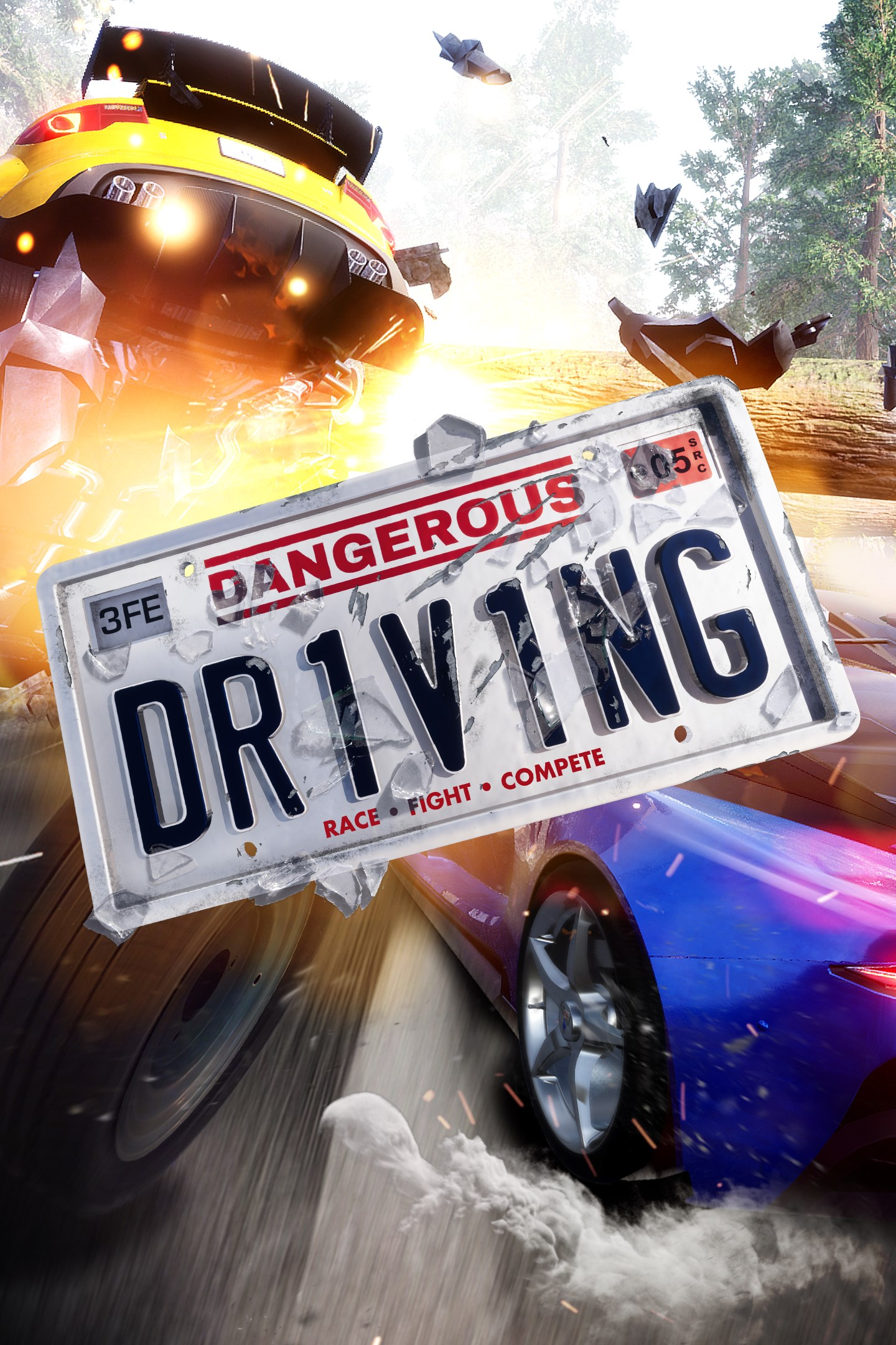 Dangerous Driving PC Full [GoogleDrive] SilvestreHD