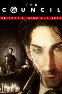 Carátula para el juego The Council - Episode 2: Hide and Seek de Xbox 360