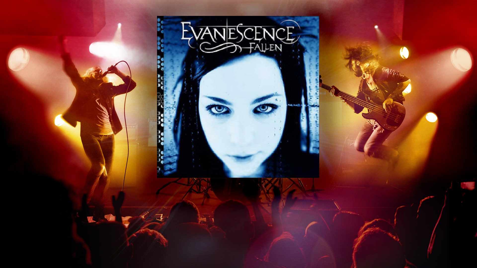 """""""Bring Me to Life"""" - Evanescence"""