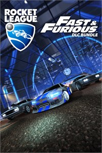 Carátula del juego Rocket League – Fast & Furious DLC Bundle