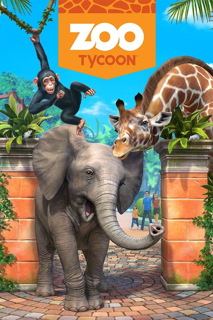 Get Zoo Tycoon Demo - Microsoft Store