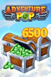 Pirate's Bounty of Gems (6500 Gems)