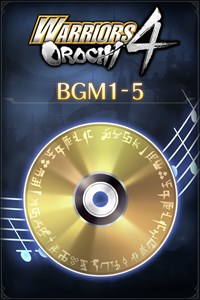 WARRIORS OROCHI 4: BGM Pack 1