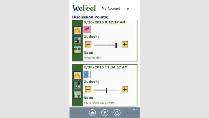Get WeFeel - Microsoft Store