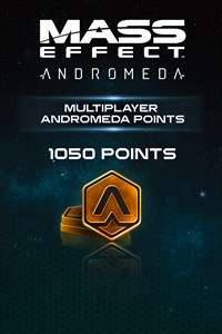 1050 points Mass Effect™: Andromeda