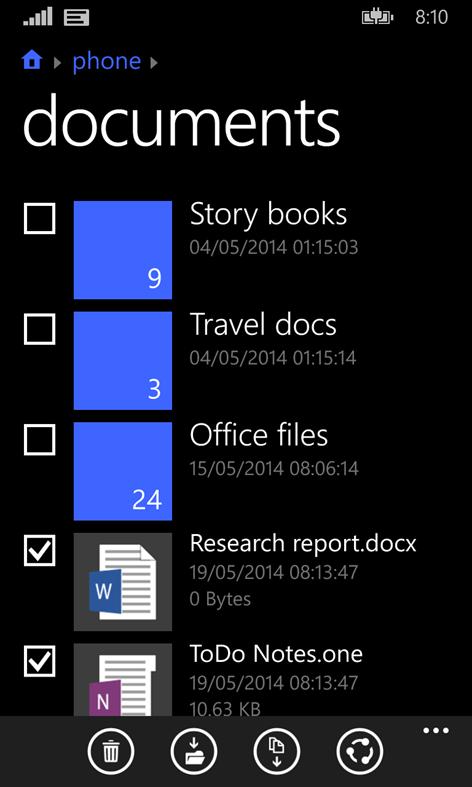 Get files microsoft store screenshot fandeluxe Images