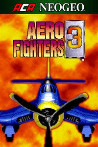 ACA NEOGEO AERO FIGHTERS 3
