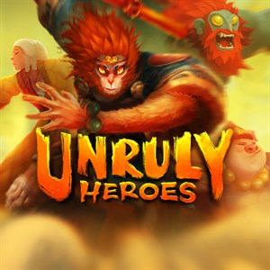 Unruly Heroes Xbox One
