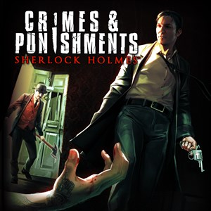 Sherlock Holmes: Crimes and Punishments Xbox One