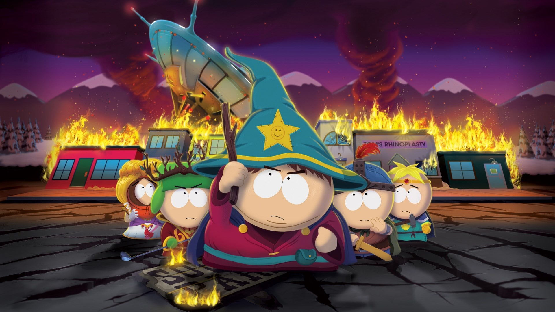 Buy South Park The Stick Of Truth Microsoft Store