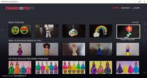 PlayDoh Fun by HappyKids.tv Screenshots 1