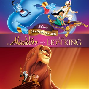 Disney Classic Games: Aladdin and The Lion King Xbox One