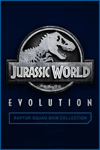 Carátula del juego Jurassic World Evolution: Raptor Squad Skin Collection