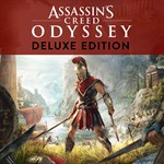 Assassin's Creed® Odyssey - DELUXE EDITION Logo