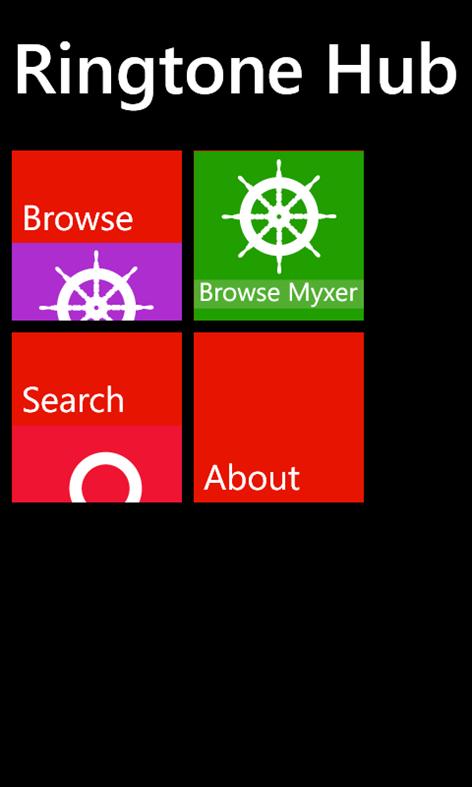 Ringtone Hub Screenshots 1