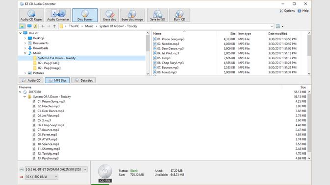 ez cd audio converter ultimate review