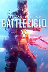 Carátula para el juego Battlefield V Deluxe Edition de Xbox 360
