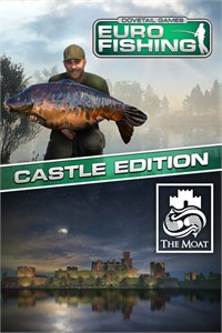 Carátula del juego Euro Fishing: Castle Edition