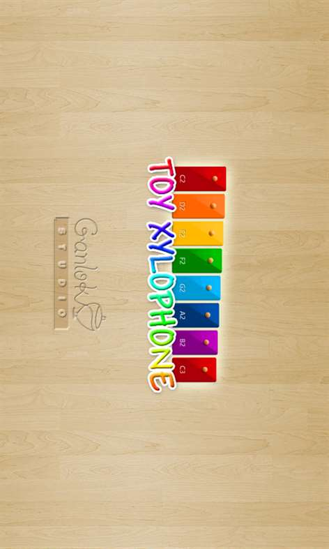 Toy Xylophone FREE Screenshots 1