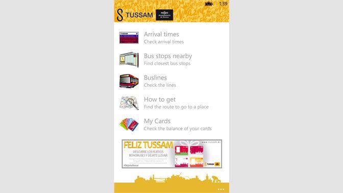 Get AppTussam - Microsoft Store